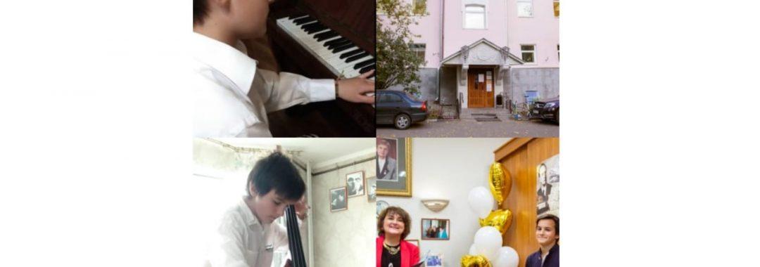 Поздравляем нашего ученика Сергея Фатуева с победой на фестивале-конкурсе