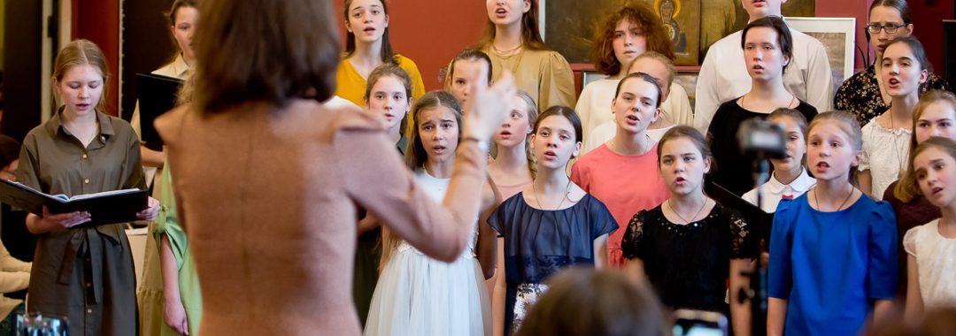 Отчетный концерт ДПХС «Царевич»